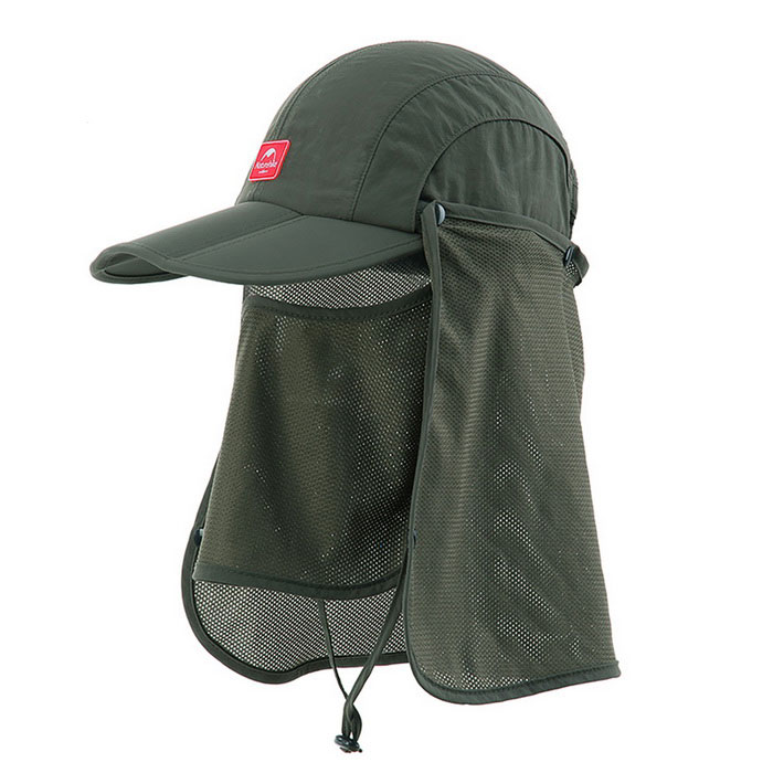 Sun covering Hat with face and neck cover -  20 Gifts d421baf90452